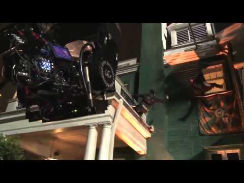 Съёмки фильма Мачо и ботан 2