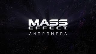 E3 2015. MASS EFFECT׃ ANDROMEDA  - Первое видео [Трейлер]