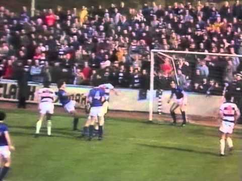 Morton v Rangers 04 Oct 1980