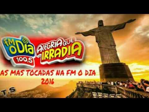 AS MAS TOCADAS NA FM O DIA, AGOSTO FUNK [ LANÇAMENTO 2016 ]