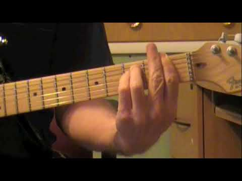 Crazy Fingers Guitar Lesson Youtube