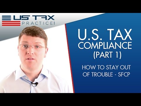 How to avoid FATCA US Tax Compliance Penalties for Americans abroad (Part 1)