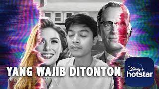 YANG HARUS DITONTON DI DISNEY+ HOTSTAR