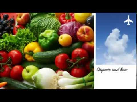 Raw Food Delivery London | Fresh Raw Organic Fruit and