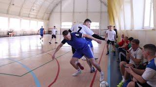 В Тацинском районе прошли зональные игры по мини футболу