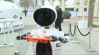 أخبار خاصة - مبتكرون لخدمة الانسان يتنافسون على جائزة الإمارات للذكاء الاصطناعي