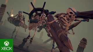 Sea of Thieves Cursed Sails Teaser Trailer