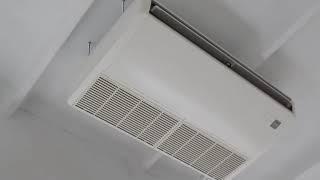 видео Кондиционер на холод тошиба