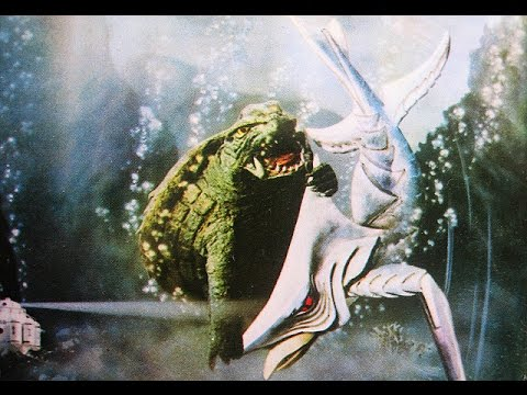 Monster Movie Reviews - Gamera vs Zigra (1971)