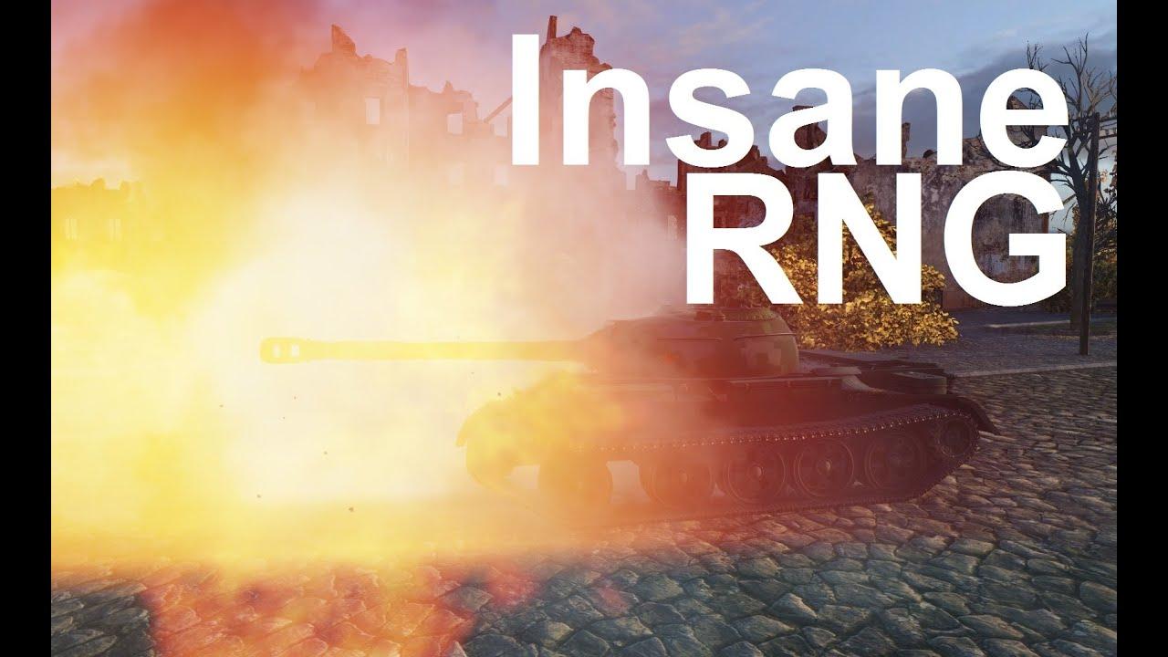 WoT - Insane RNG [03] - YouTube