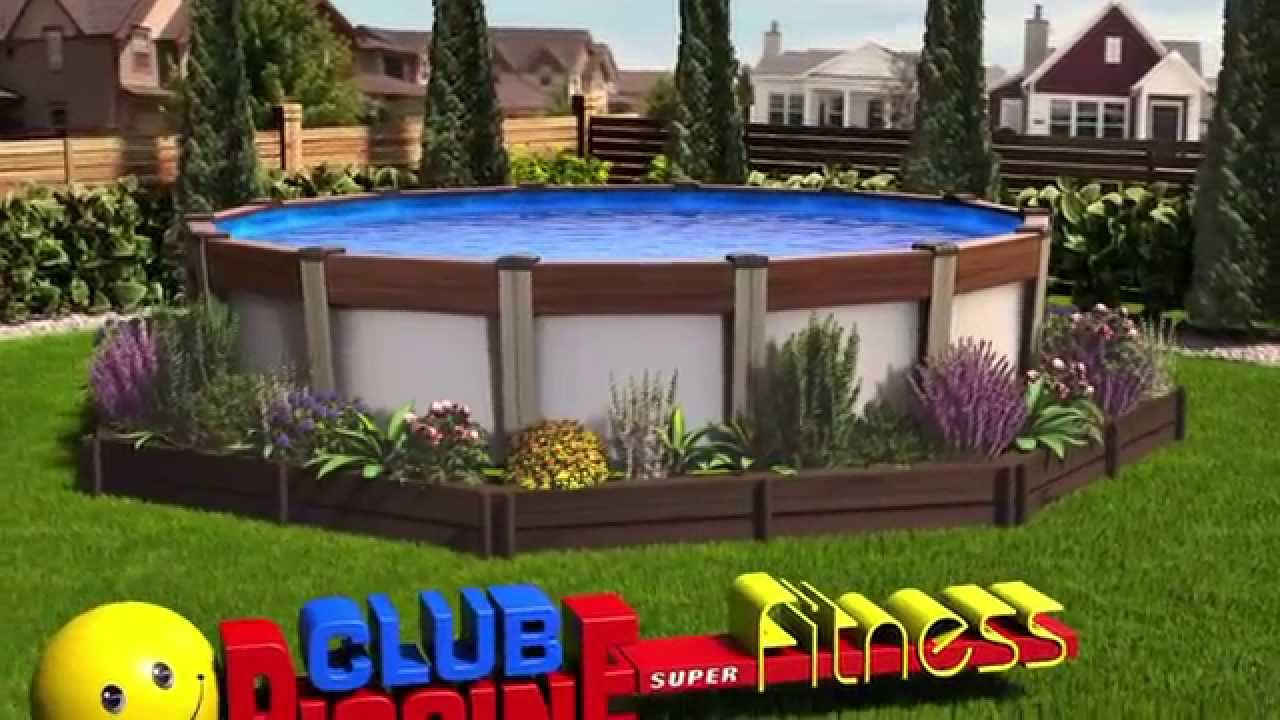 Publicit avril 2015 club piscine youtube for Piscine club piscine