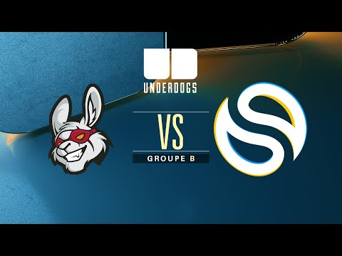 UNDERDOGS - SEMAINE 1 - JOUR 1 - SLY vs MSFP