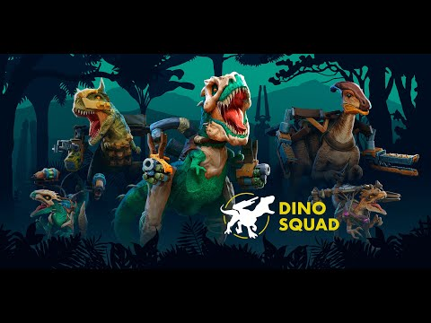 Dino Squad from Pixonic | Release Trailer