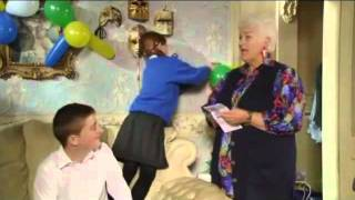 EastEnders - Tiffany Butcher Clips (13th December 2011)