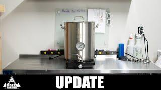 Induction Brewing (1800W) 3 Gallon Batch Update