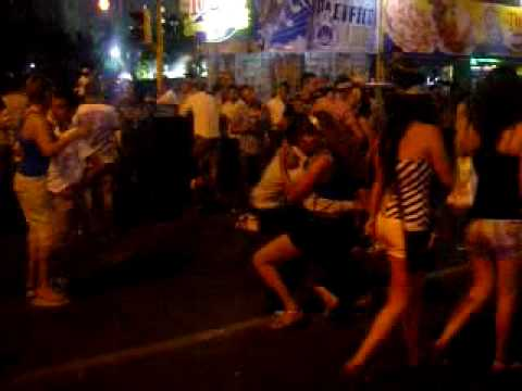 Noche de fiesta video - 1 part 1