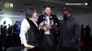 EDDIE HEARN on why people should tune in for Davies Jr v Ritson | William Hill Boxing