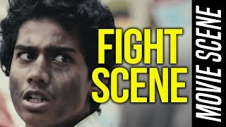 Goli Soda - Market Fight Scene | Vijay Milton, Kishore | Anthony