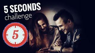 5 SEKUND CHALLENGE! 5️⃣⏱  | z Łuki Gie