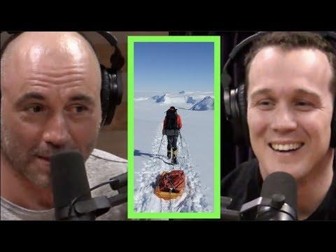 Colin O'Brady Completed First Unaided Solo Trek Across Antarctica | Joe Rogan