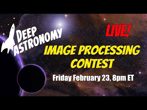 Worldwide Telescope Astronomy Image Contest