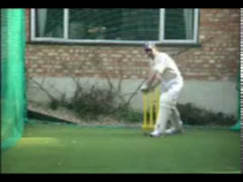 how to play drive in cricket