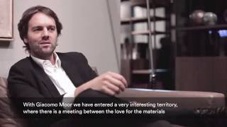 Enrico Acerbis presents ALTEREGO and OUTLINE designed by Giacomo Moor