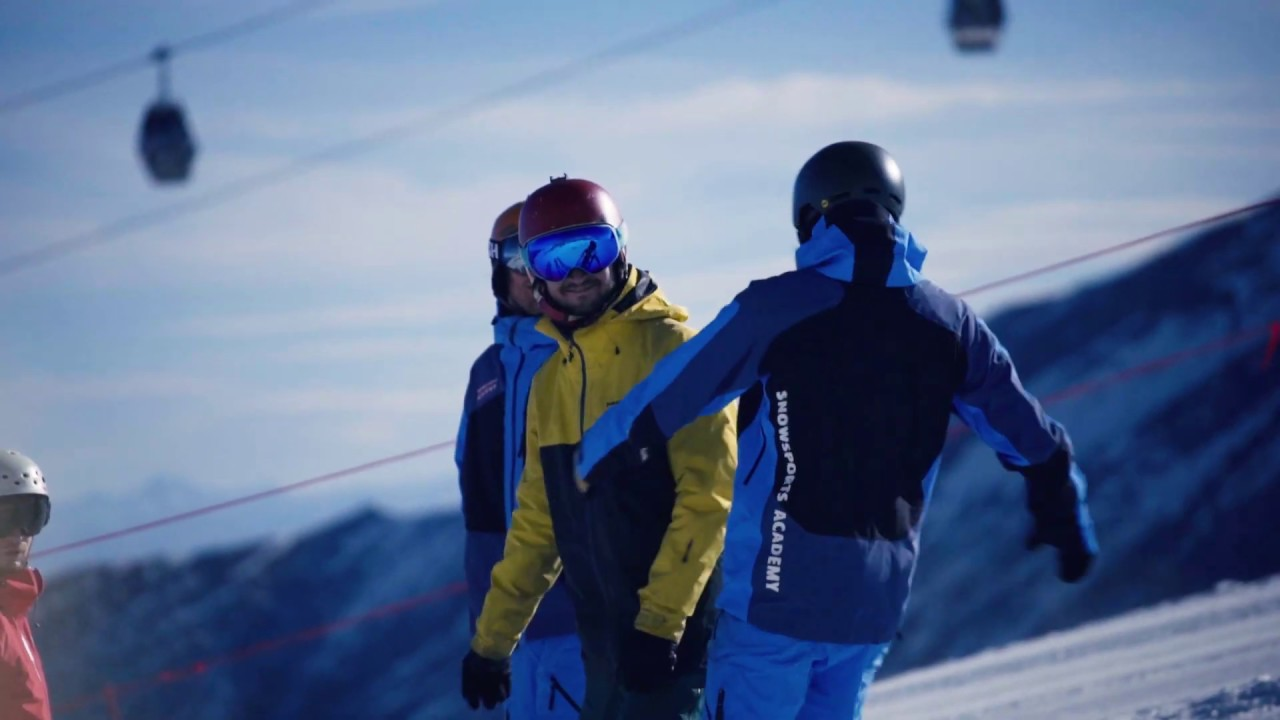 Snowsports Academy Team Days