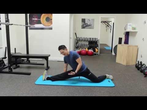 How do you stretch for maximum effect?