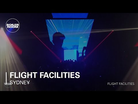Flight Facilities Samsung Galaxy S8 x Boiler Room Sydney DJ Set