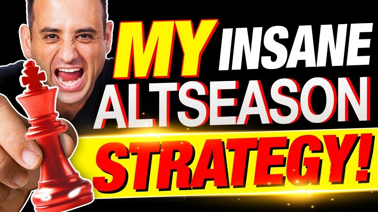 ALTCOIN SEASON PHASE 3 IS HERE! MY ONE WINNING STRATEGY REVEALED!