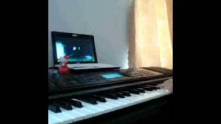 Rage Your Dream by M.O.V.E. ~ my piano/keyboard (BETA) version