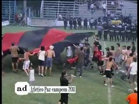 Club Atletico Paz Campeon LDDS 2011 - Compacto de goles de la Final, 04/12/11