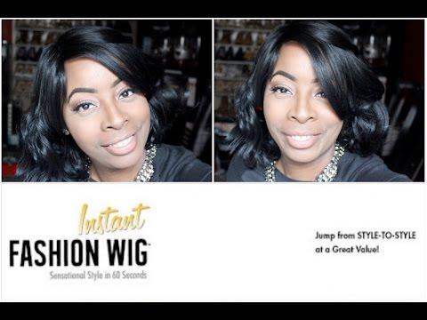 SENSATIONNEL Instant Fashion Wig LIRAN | Color 1B