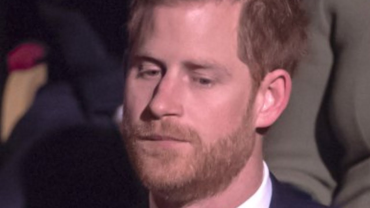 Awkward Prince Harry Moments That Were Captured For Millions