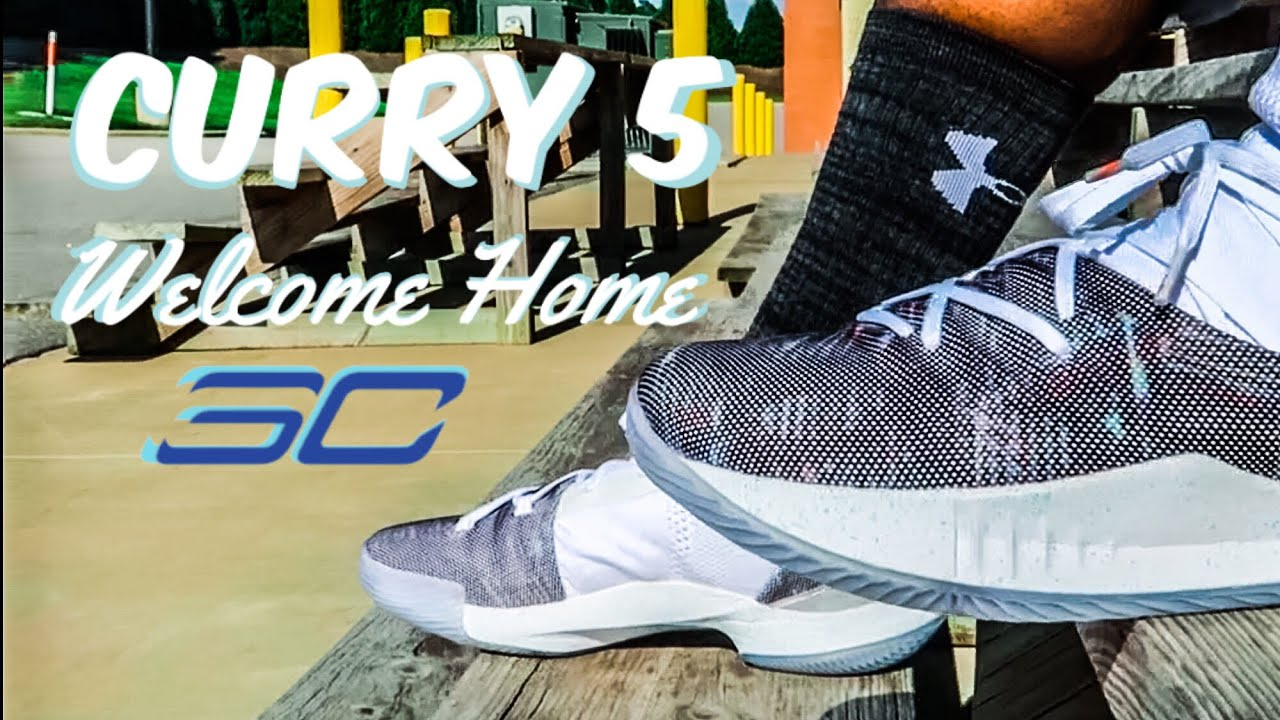 f6a1f14fa4d6 Curry 5 Under Armour