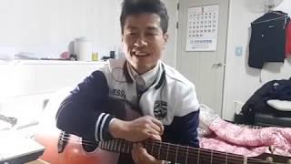 [기타연주] 울고넘는 박달재  -  박재홍