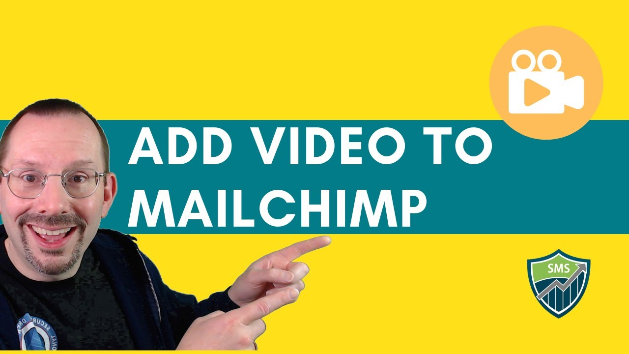 1af935959385 How to Embed a YouTube Video in MailChimp - YouTube