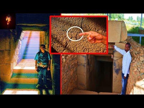 """Advanced Impossible Ruins"" Found In Ethiopia?"