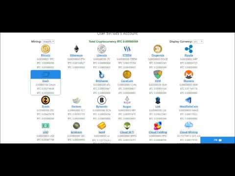 Reinvestment strategy mining bitcoin equipment