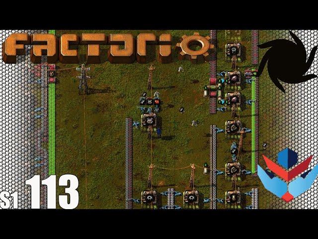 Factorio MP with NOG - S01E113 - Automating Robot Creation