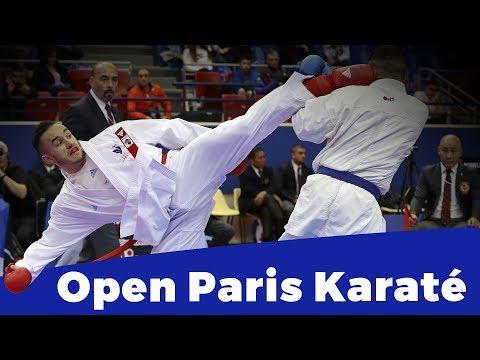 Open Paris Karate 2018 - Dans les pas de l'équipe de France (52 min)