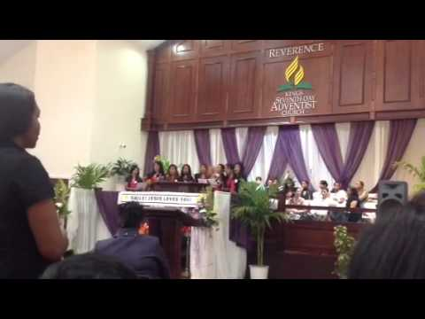 Song Fest of SDA Women's Convention, Cayman Islands
