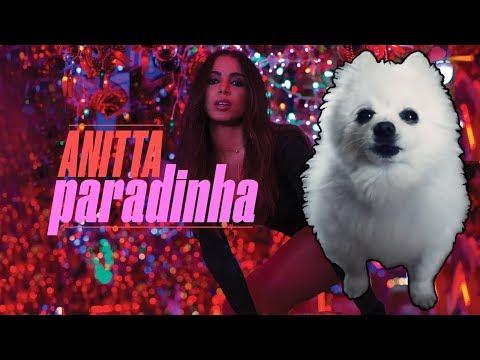 Anitta - 'Paradinha' em cachorrês (ORIGINAL)