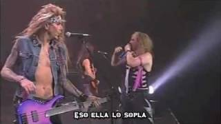Steel Panther - Fat Girl Sub Español
