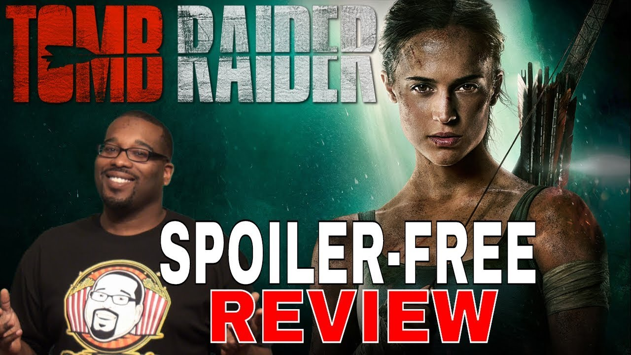Tomb Raider Movie Review (SPOILER-FREE)
