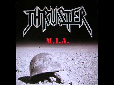 Thruster - M.I.A. Full Album (1986)