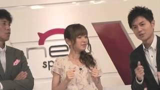 オンエア裏話(2012.9.9) 紺野あさ美アナが考えたネオワンの新ポーズ! h...