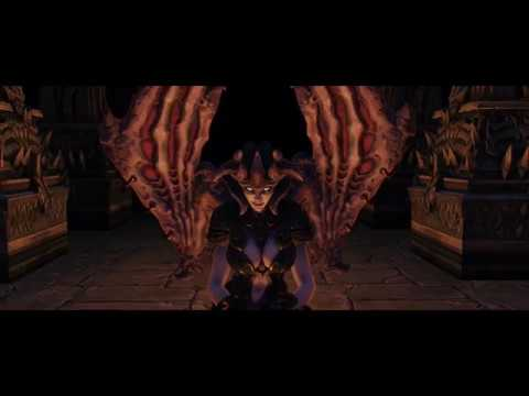 Darksiders 2 Lilith escena post-créditos final