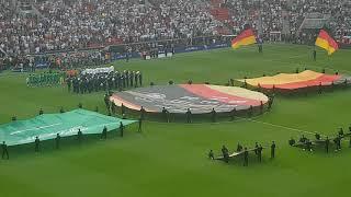 Deutschland vs Saudi-Arabien Nationalhymnen